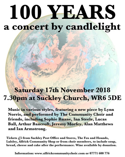100 Years - A concert by candlelight